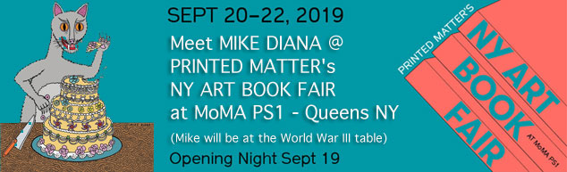 Events Mike Diana Comix
